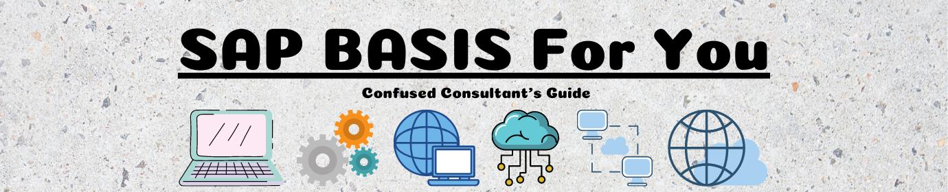 SAP BASIS For You